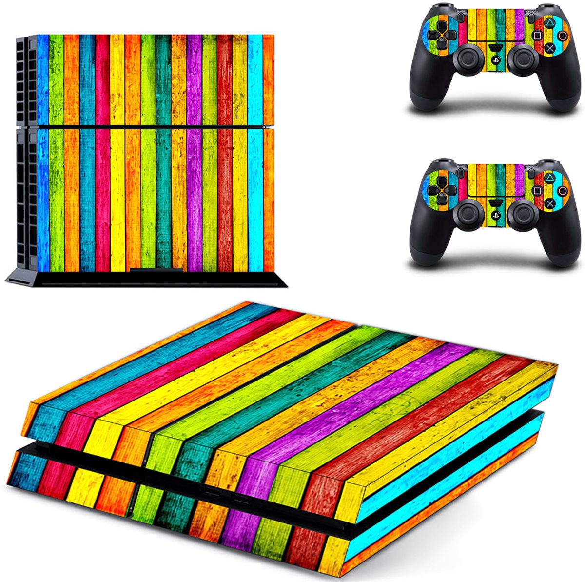 Design Skin Sticker - Playstation 4 Slim