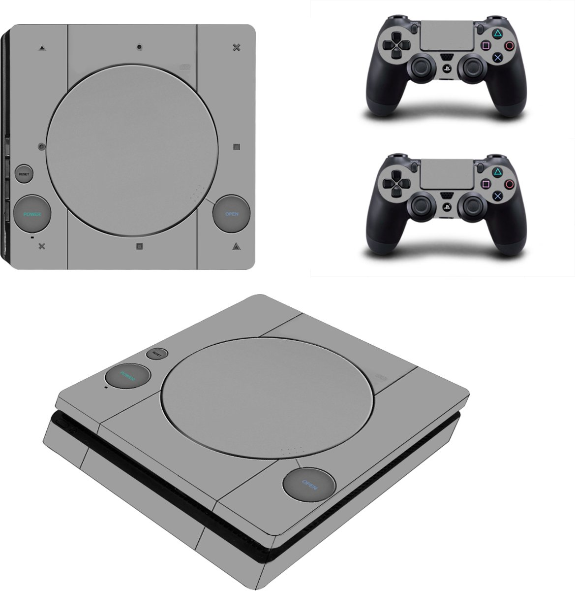 PSX Design Skin Sticker - Playstation 4 Sticker