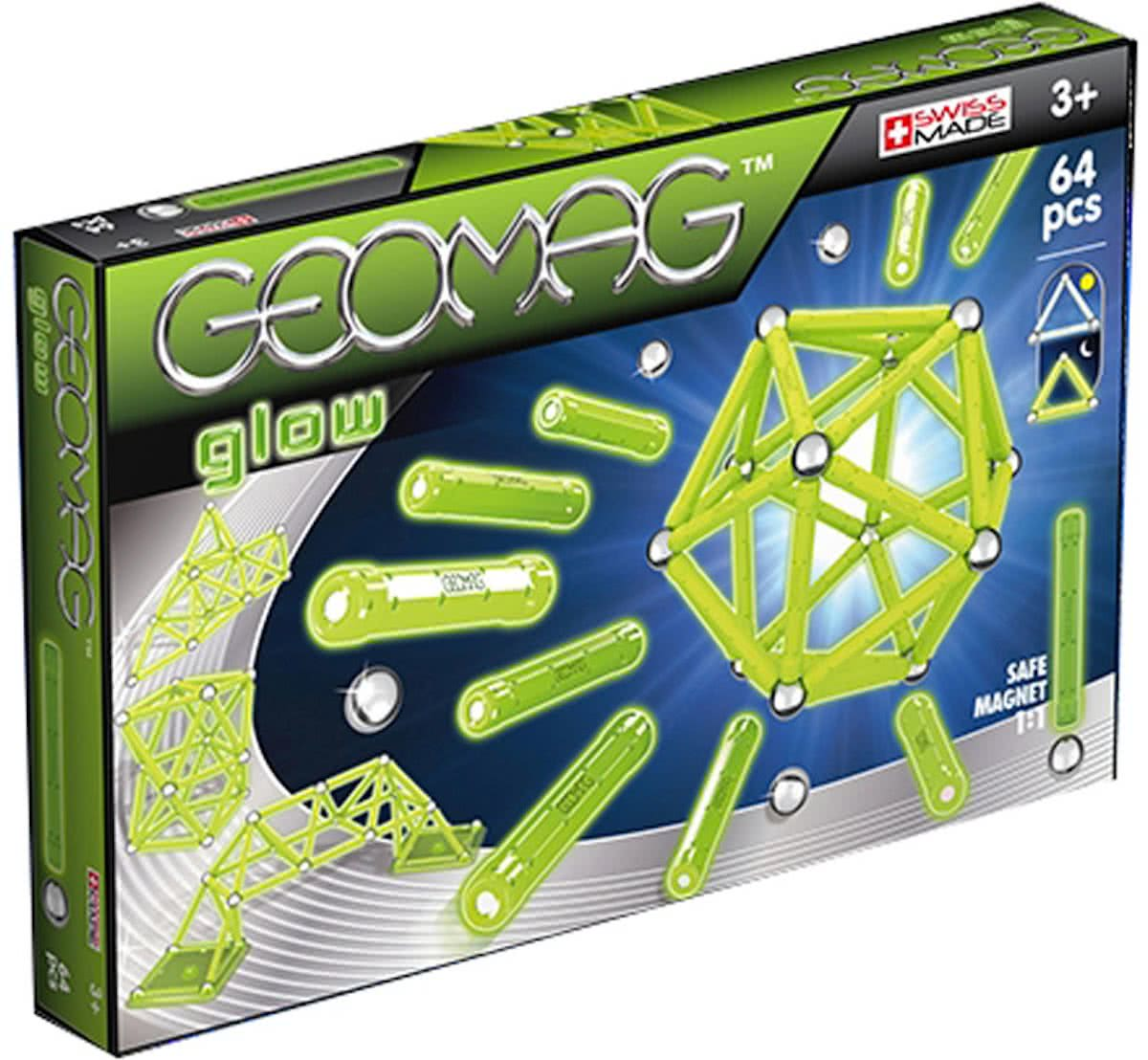 Geomag Color Glow 64 delig