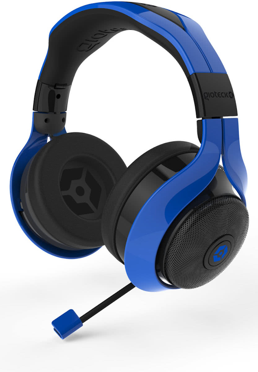 Gioteck FL-200 Stereo Headset - Blauw - PC / MAC / PS4 / Xbox One