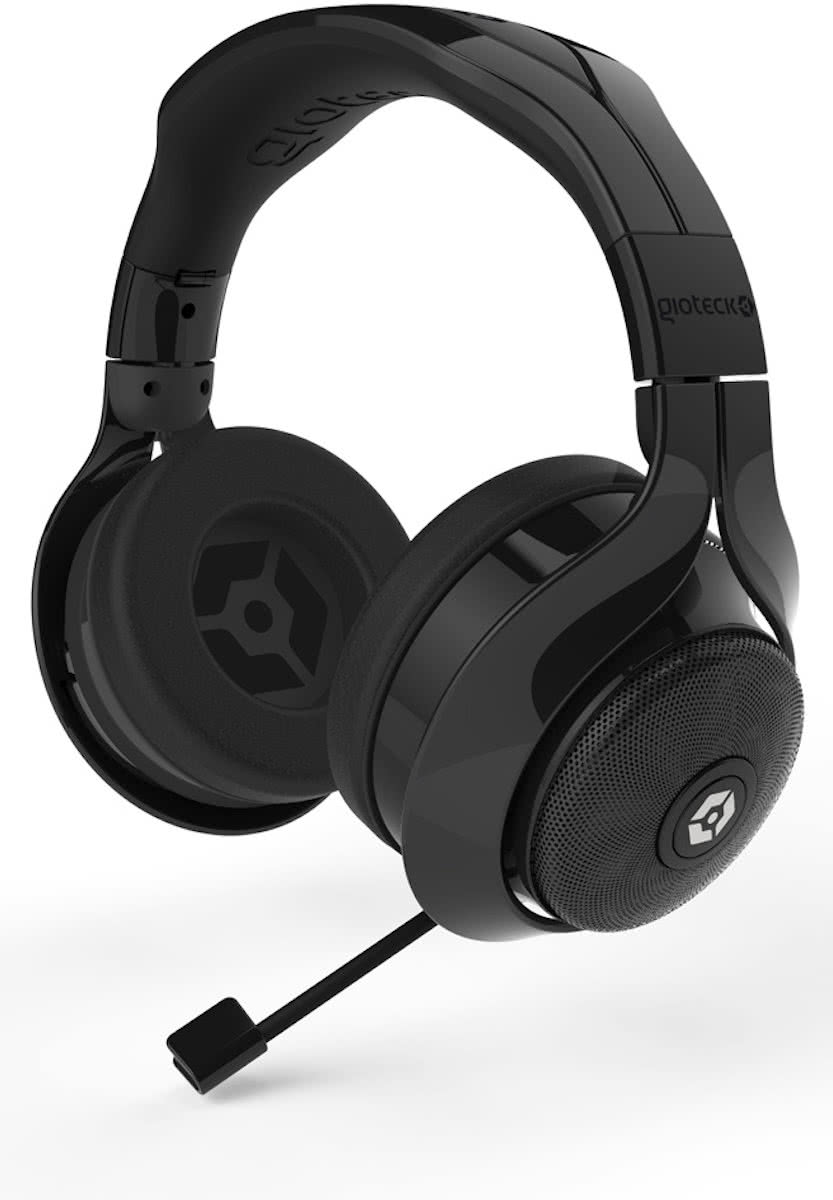 Gioteck FL-200 Stereo Headset - Zwart - PC / MAC / PS4 / Xbox One