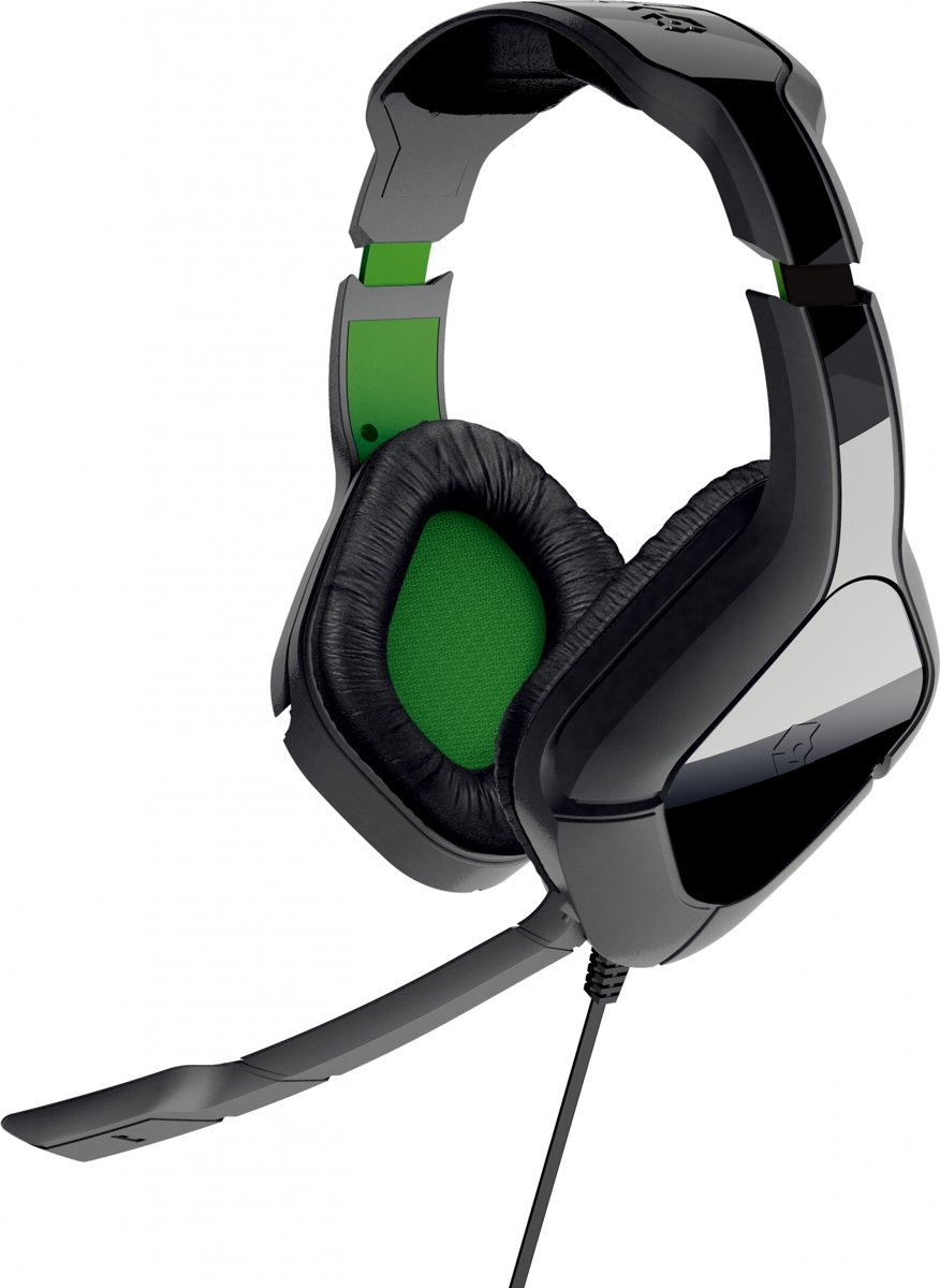 Gioteck HC-X1 Stereo Game Headset - Xbox One + PC + MAC + PS4