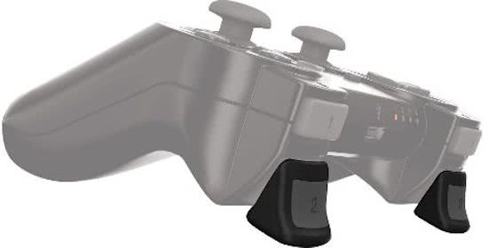 Gioteck Playstation 3 Triggers - Zwart