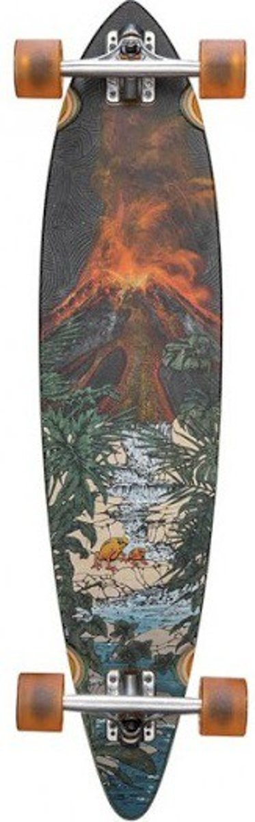 Tropic Lava 37 Pintail