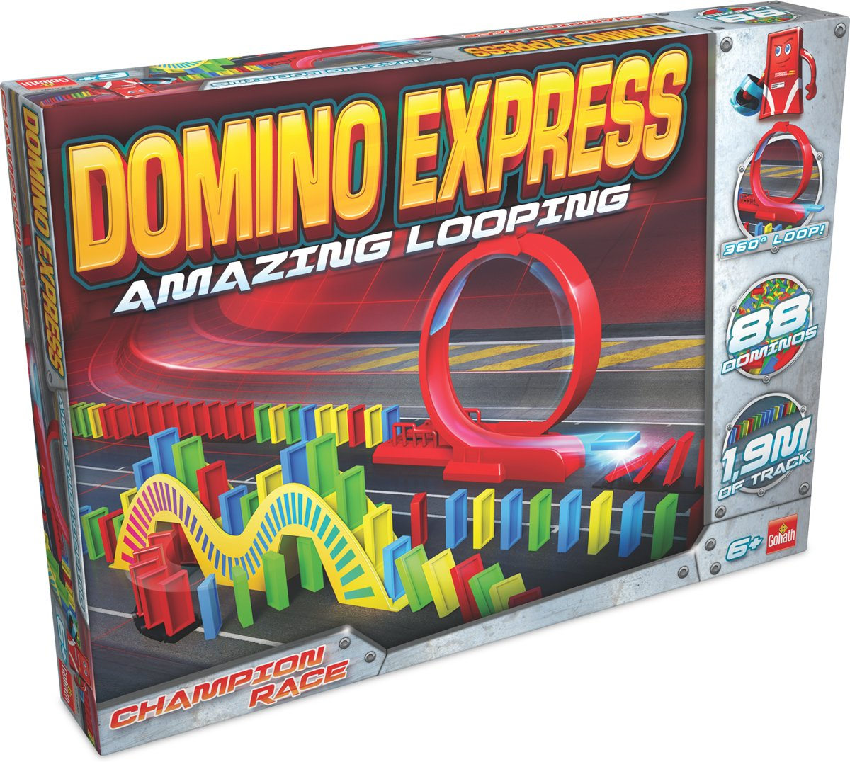 Domino Express - Amazing Looping - Goliath