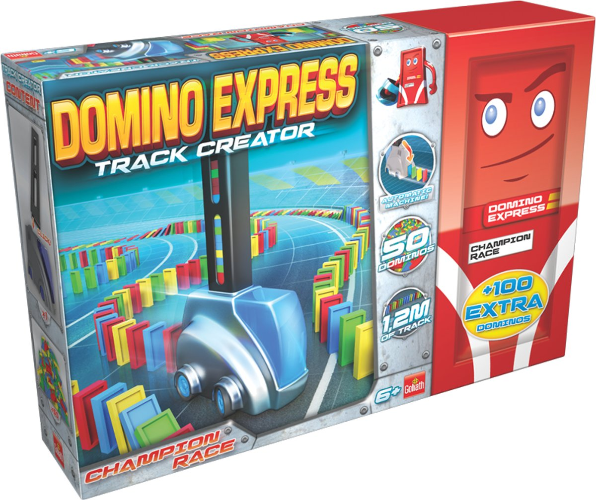 Domino Express - Track Creator (+400 dominos) - Goliath