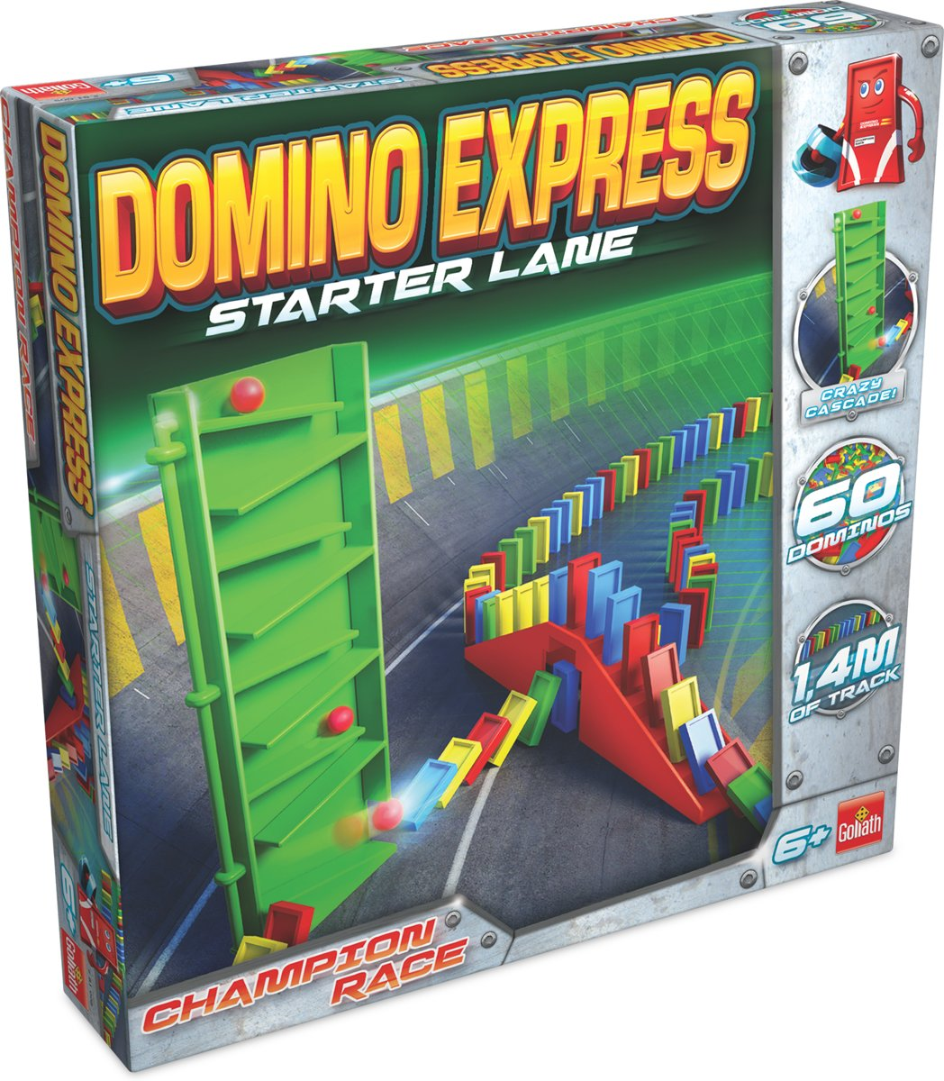 Domino Express Starter Lane 16