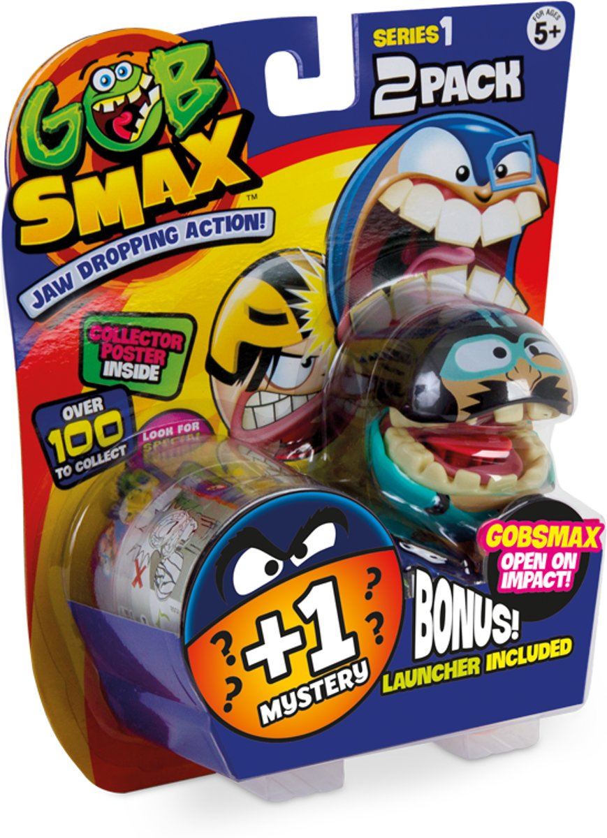 Gob Smax - Double Pack - Goliath