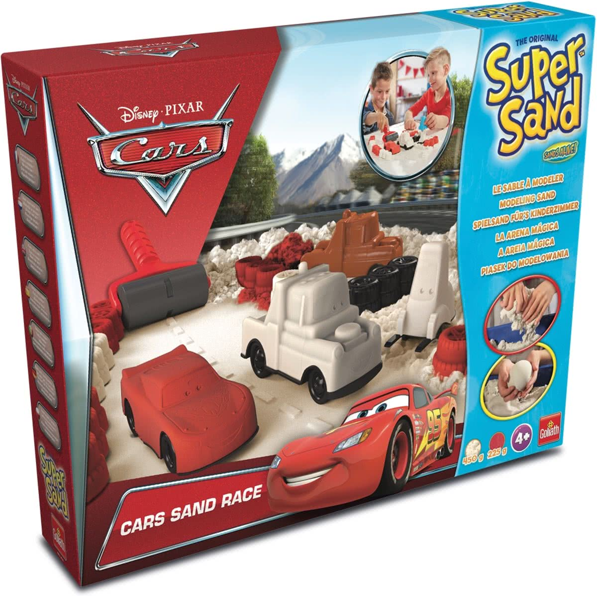 Goliath Super Sand Disney Cars