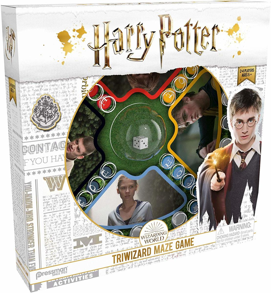Harry Potter Tri-Wizard Tournament Board Game (Engelstalig)