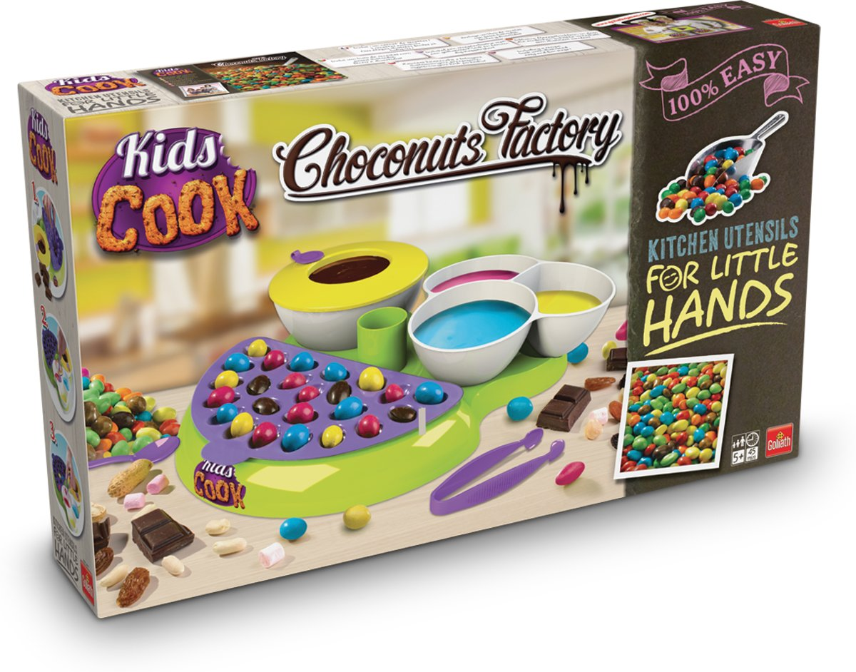 Kids Cook - Choconut Factory - Goliath