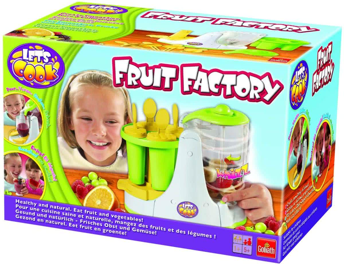 Lets Cook Fruit Factory