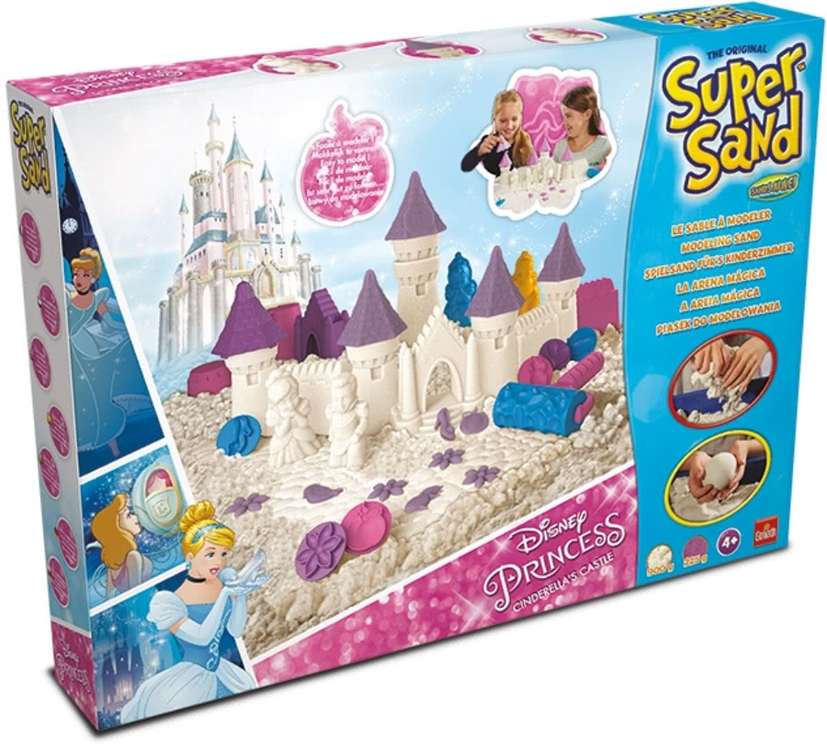Super Sand Princess Kasteel