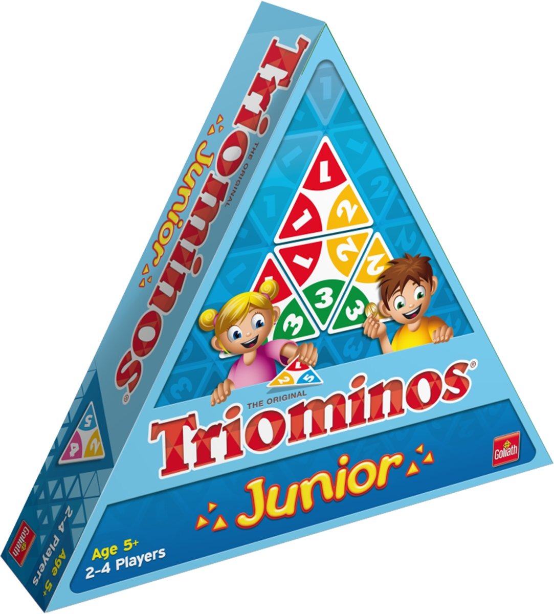 Triominos The Original - Junior - Kinderspel - Goliath