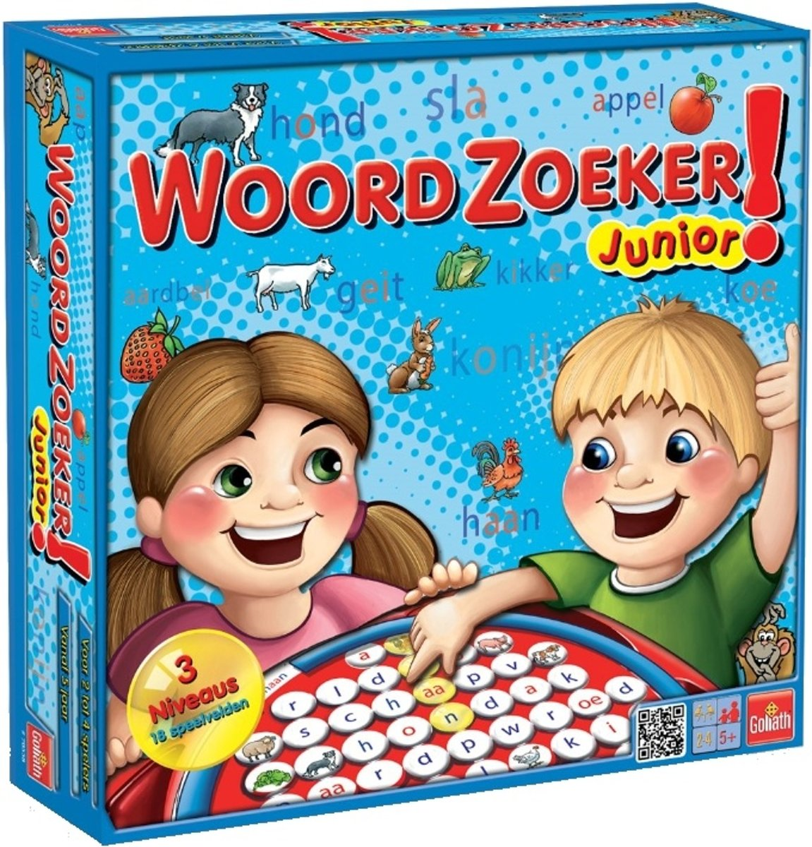 Woordzoeker The Original - Junior -