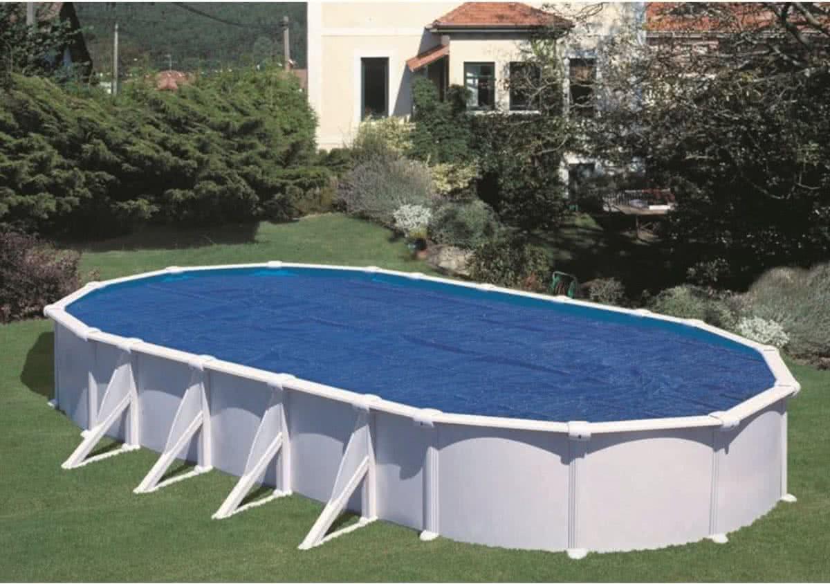 Gre liner rond overlap blauw 450 x 90 cm 8412081990217 for Zwembad afdekzeil
