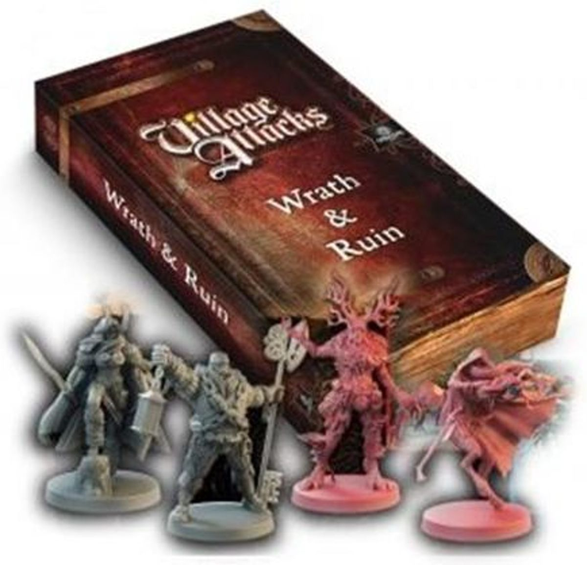 Village Attacks: Wrath & Ruin Expansion