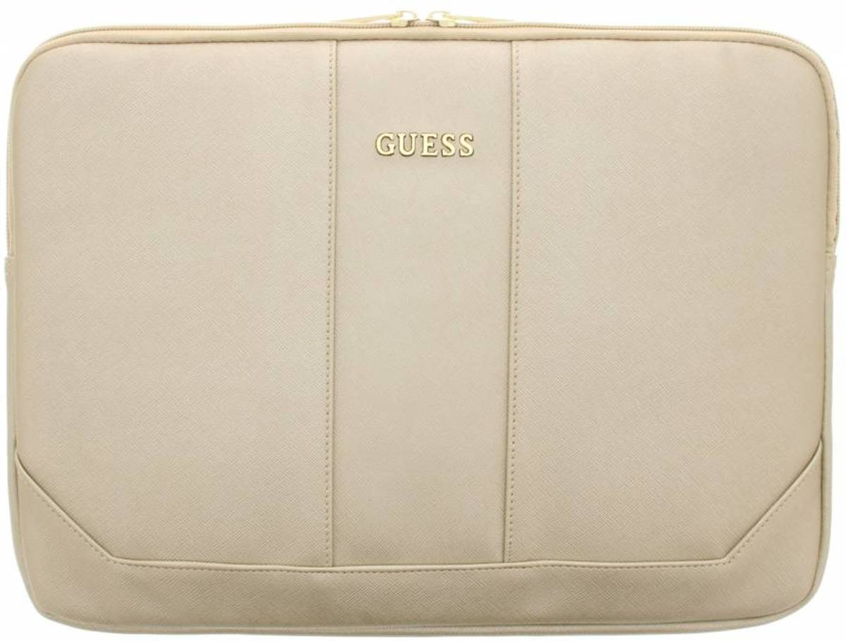 Guess Universele Saffiano Sleeve Case 13 inch