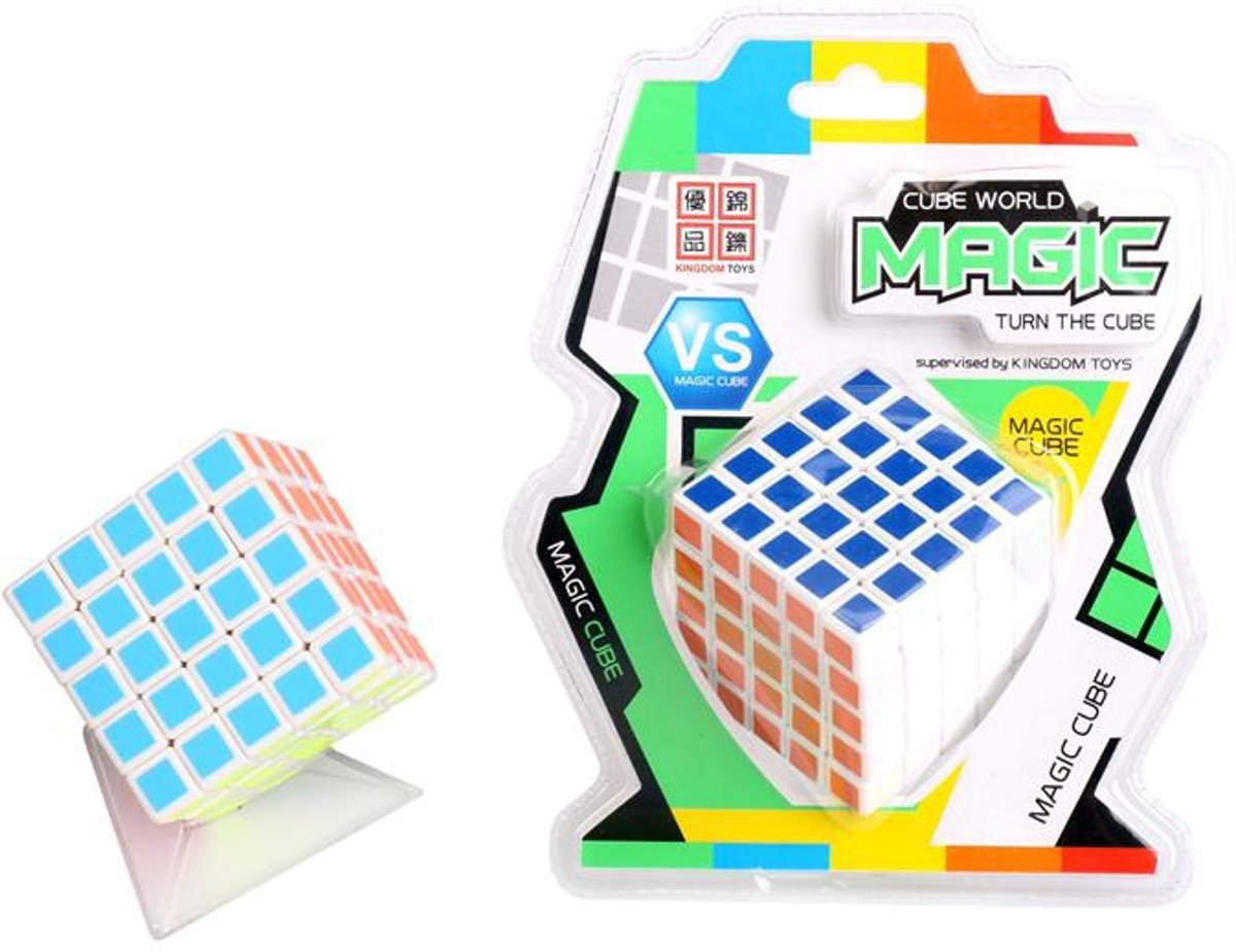 IQ Puzzel Magic 25x25x25