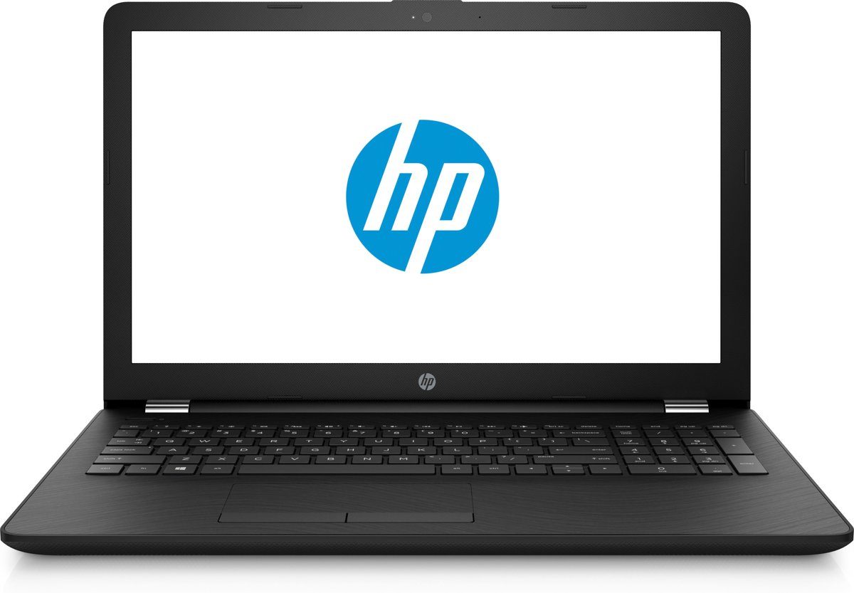 HP 15-bs182nd Zwart Notebook 39,6 cm (15.6) 1920 x 1080 Pixels 1,60 GHz Intel® 8ste generatie Core™ i5 i5-8250U
