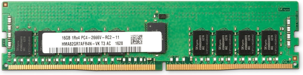 3PL82AA geheugenmodule 16 GB DDR4 2666 MHz