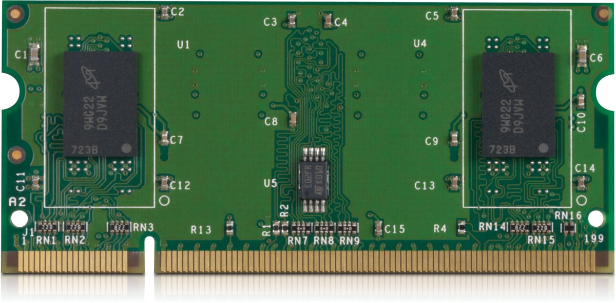 512-MB DDR2 200-pins x32 DIMM
