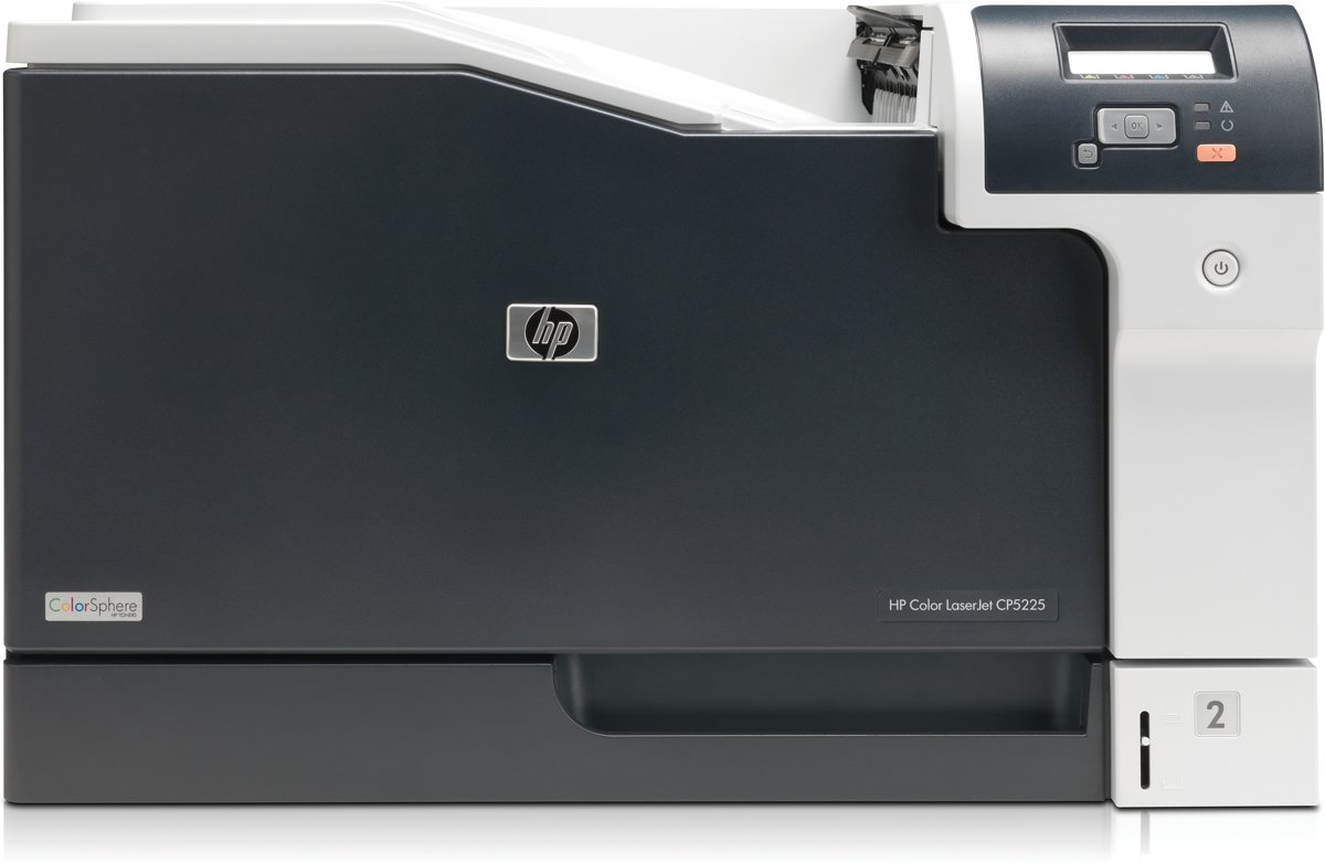 Color LaserJet CP5225n - A3-Laserprinter