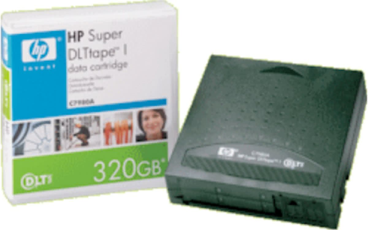 Data Cartridge SDLT I 220-320GB