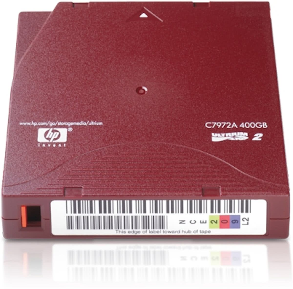 Data Cartridge Ultrium 2 400GB