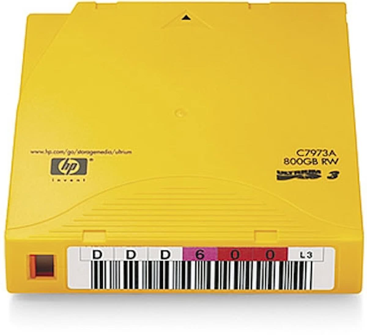 Data Cartridge Ultrium 800GB ReWrite