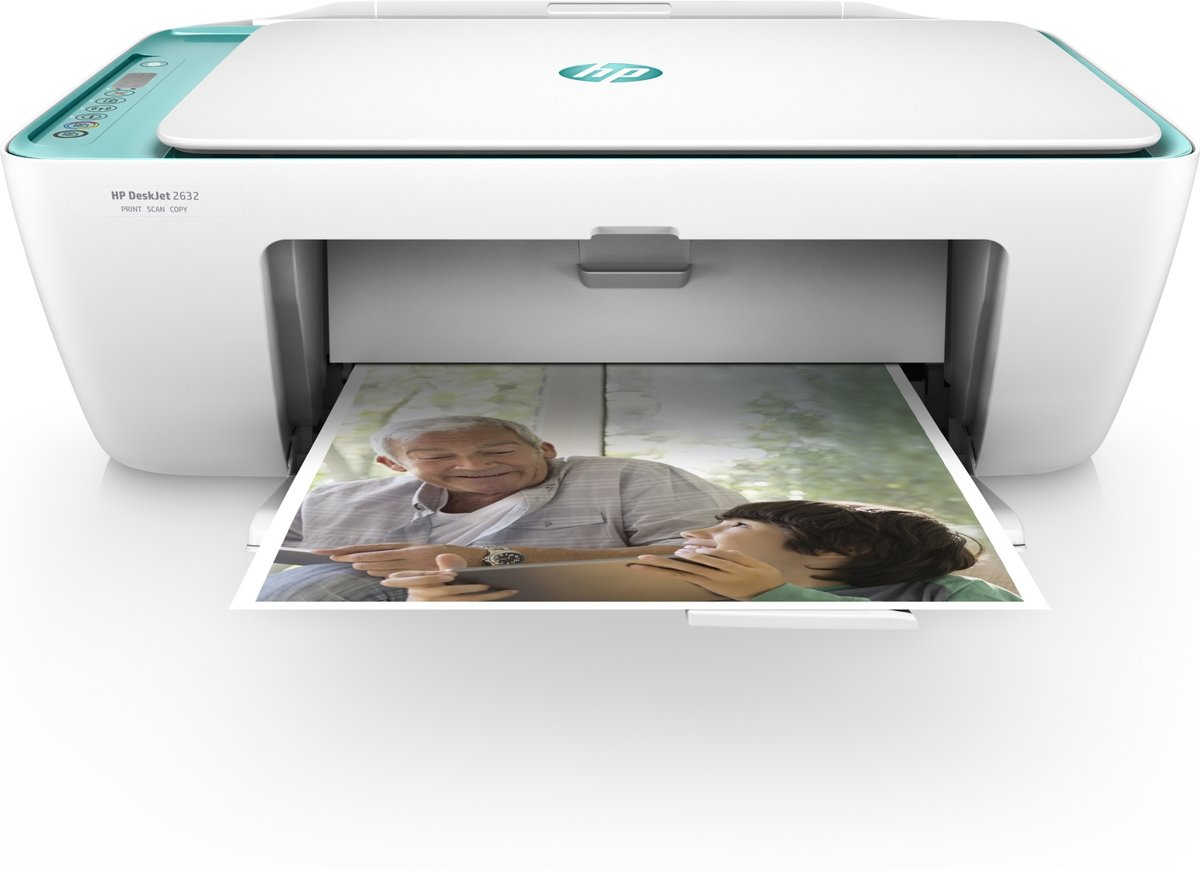 DeskJet 2632 - All-in-One