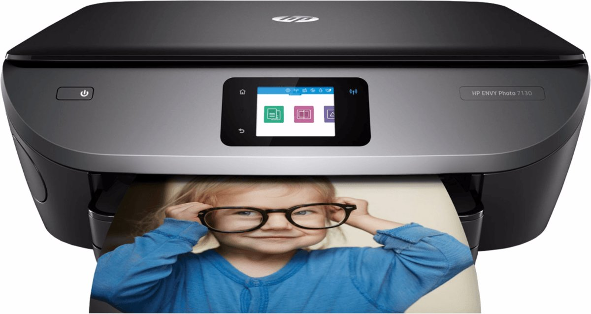 Envy Photo 7130 - All-in-One fotoprinter