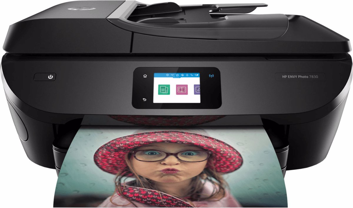 Envy Photo 7830 - All-in-One fotoprinter