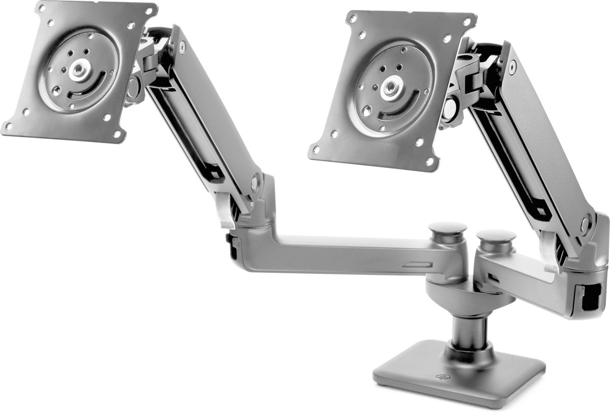 HP Hot Desk-arm voor 2e monitor
