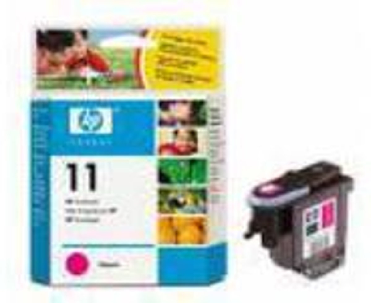 HP Inc C4812A printhead nr11 long-life magenta