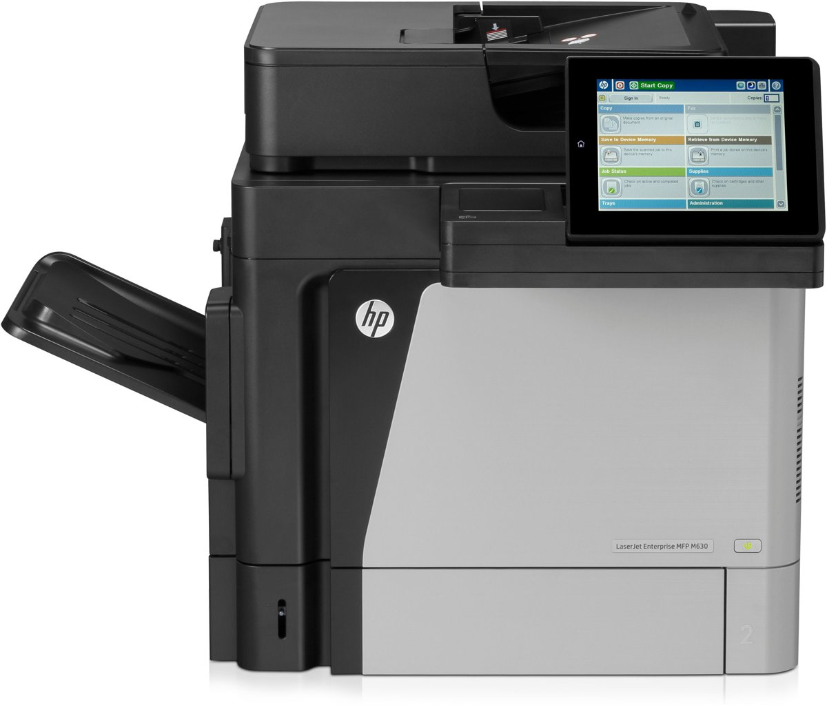 LaserJet Entrprise MFP M630dn - All-in-One Laserprinter
