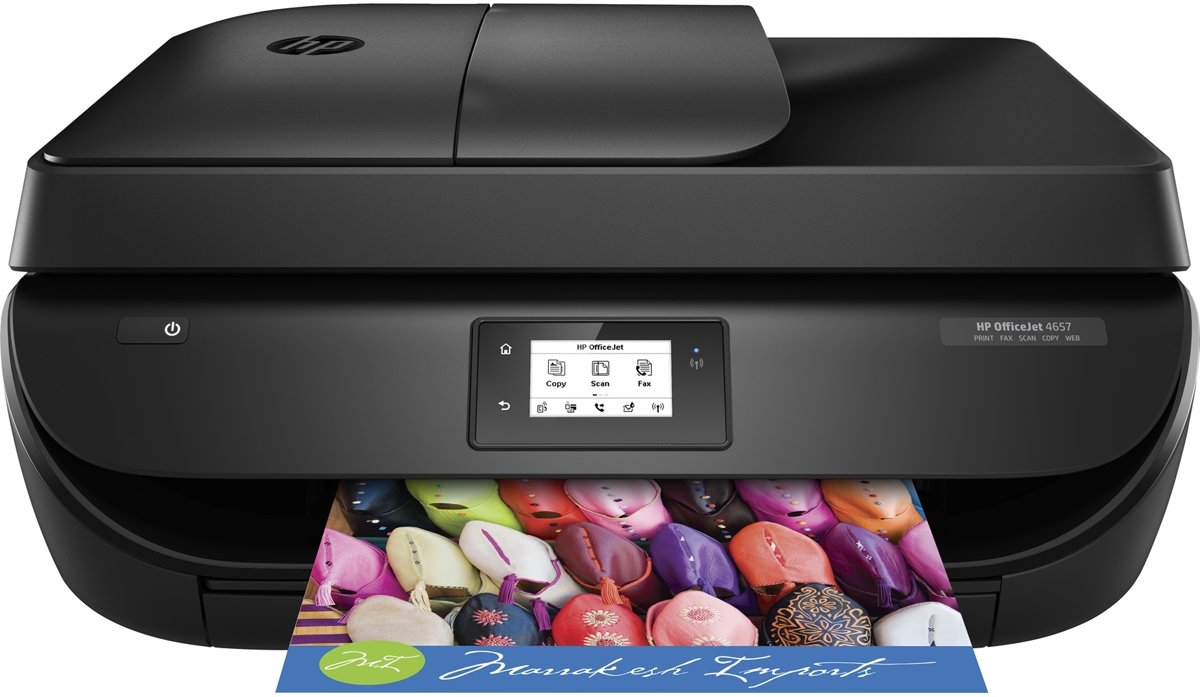 OfficeJet 4657 - All-in-One printer