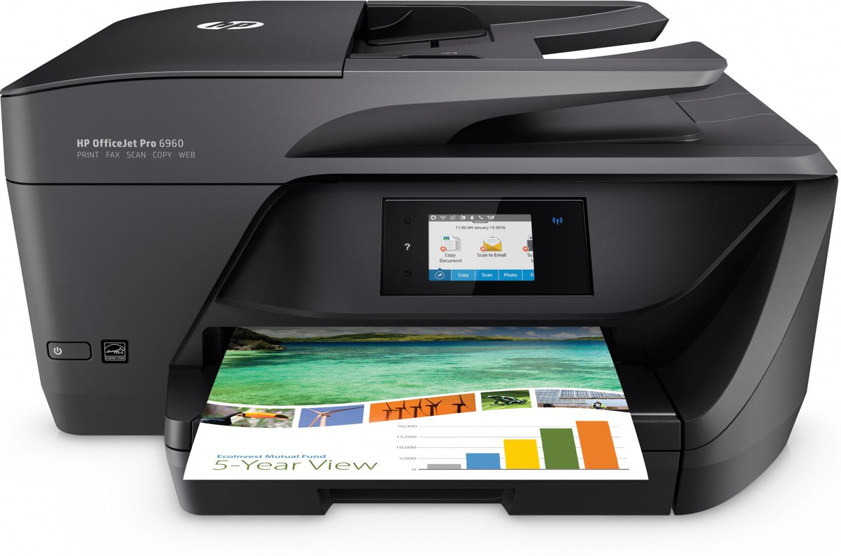 OfficeJet Pro 6960 - All-in-One printer