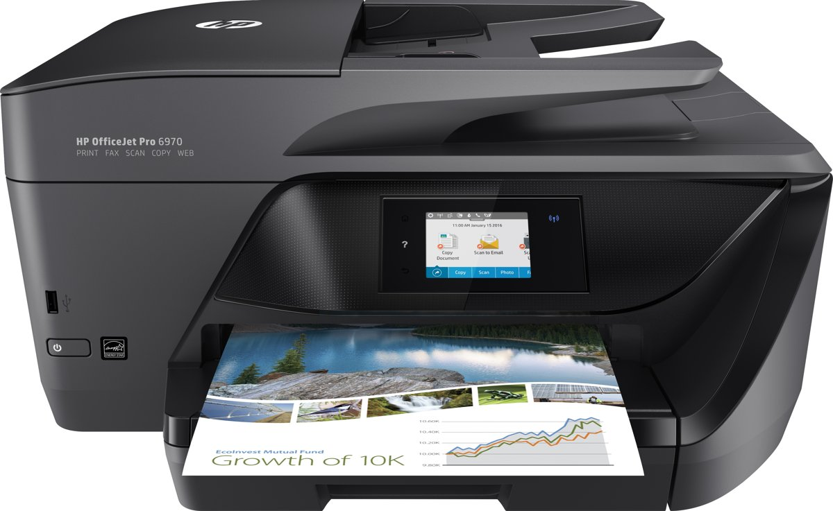 OfficeJet Pro 6970 - All-in-One
