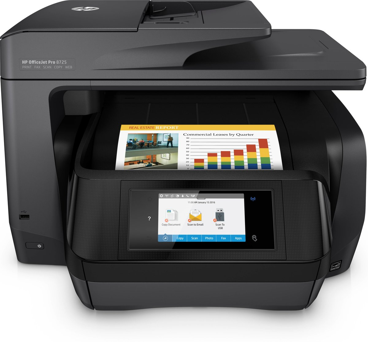 OfficeJet Pro 8725 - All-in-one