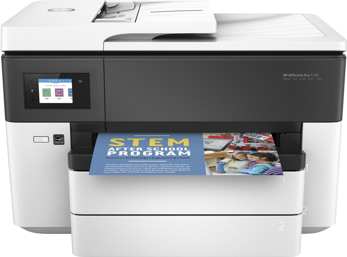 Officejet Pro 7730 BreedFormaat - All-in-One