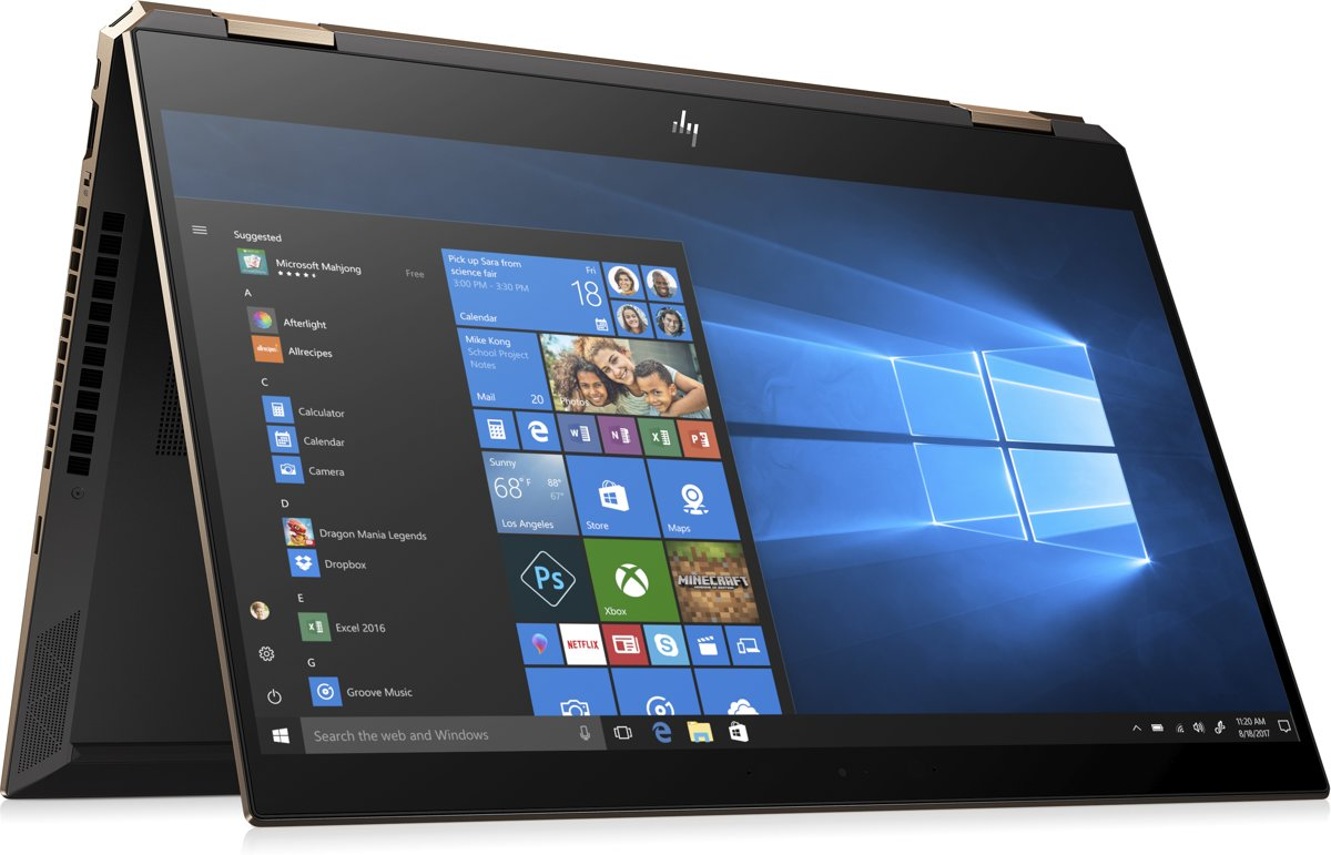 HP Spectre x360 13-ap0006nb - 2-in-1 Laptop - 13.3 inch (Azerty)