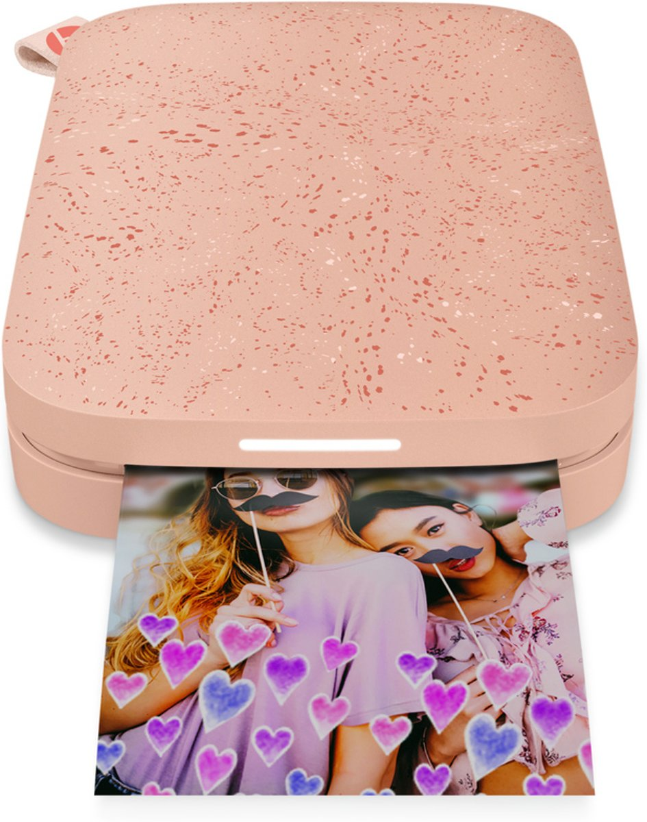 Sprocket New Edition - Mobiele Fotoprinter - Blush