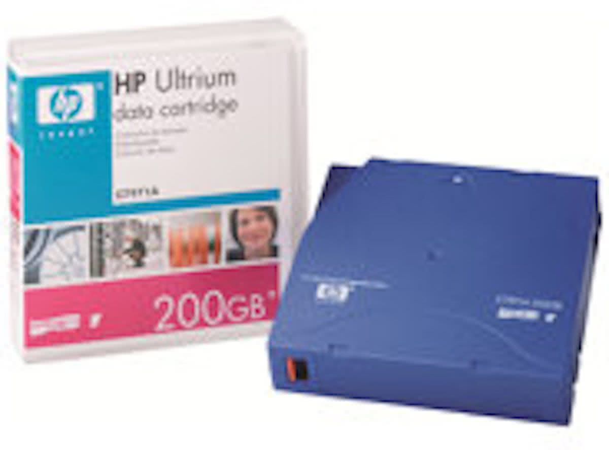 Ultrium Data Cartridge - C7971A - 200GB