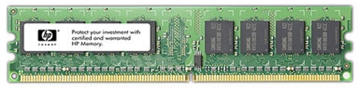 Hewlett Packard Enterprise RAM-geheugen 8GB Dual Rank (PC3L-10600)