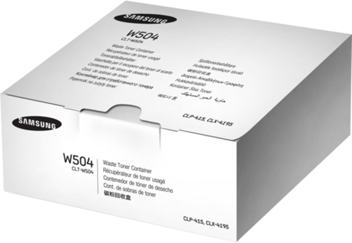 Samsung CLT-W504/SEE Toner Collection Unit