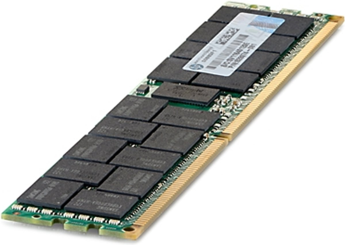 Hewlett Packard Enterprise 64GB (1x64GB) Quad Rank x4 DDR4-2133 CAS-15-15-15 Load Reduced geheugenmodule 2133 MHz ECC