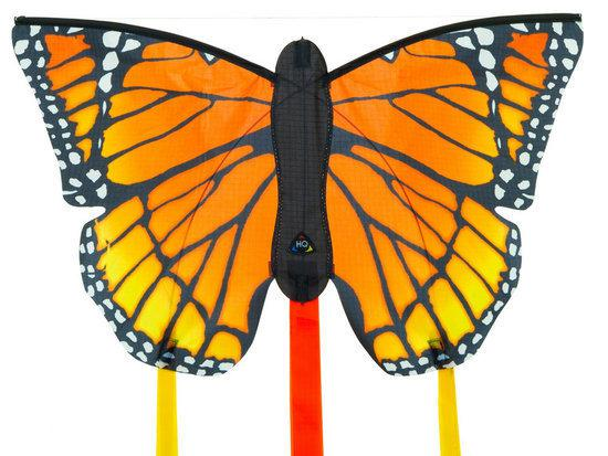 Butterfly Kite Monarch Medium