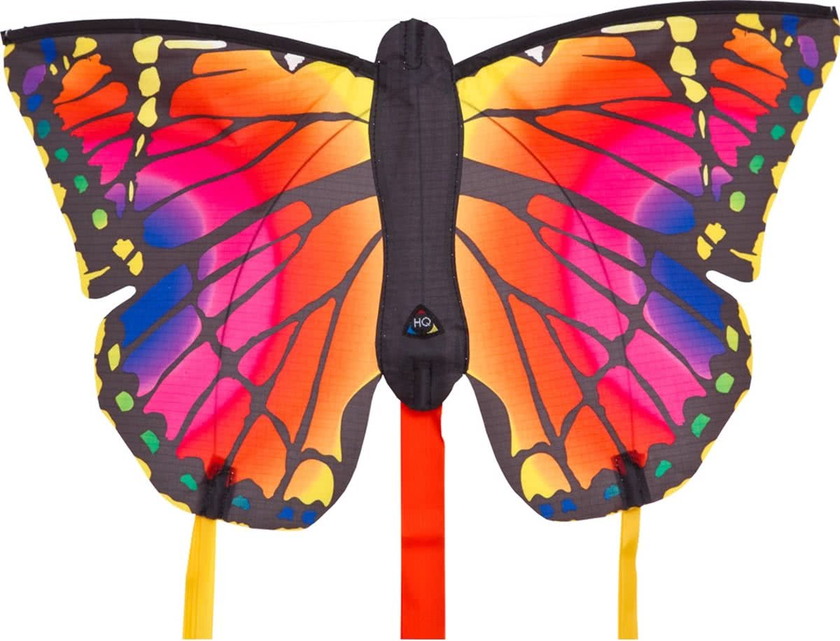 Butterfly Kite Ruby Medium