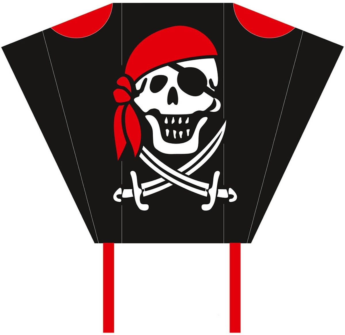 Pocketsled Jolly Roger